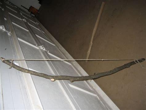 bow  arrow walking sticks  ojays