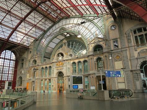 antwerp central station interior belgium