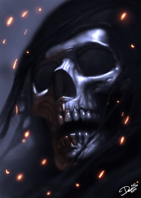 the grim reaper by disse86 on deviantart
