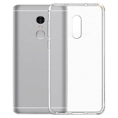 Xiaomi Redmi 4x Softcase Fashion Clear ultra thin protective tpu clear back for xiaomi redmi note 4x free shipping dealextreme