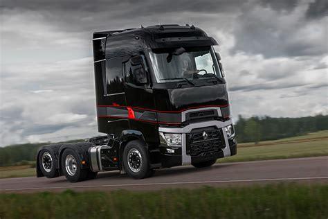 Magnum Hitam Cats renault trucks t high truk pengganti renault magnum yang