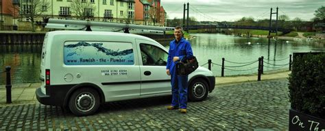 hamish the plumber exeter 07943 179048