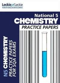 revision questions for national 5 chemistry buchanan d a 9781870570923 blackwell s national 5 chemistry practice exam papers maria d arcy graeme wilson leckie leckie bok