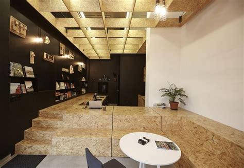 außenlen modern aua office 0375 wood plywood osb office