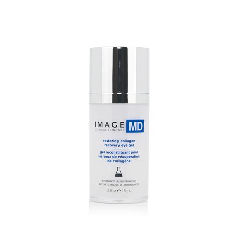 image clinical skincare md restoring collagen eye gel