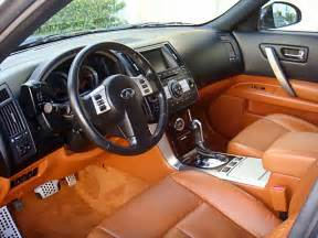 Infiniti G37 Coupe Interior 2006 Infiniti Fx45 Awd Sport Navigation Clean