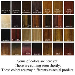 hair weave color chart hair color chart weave driverlayer search engine