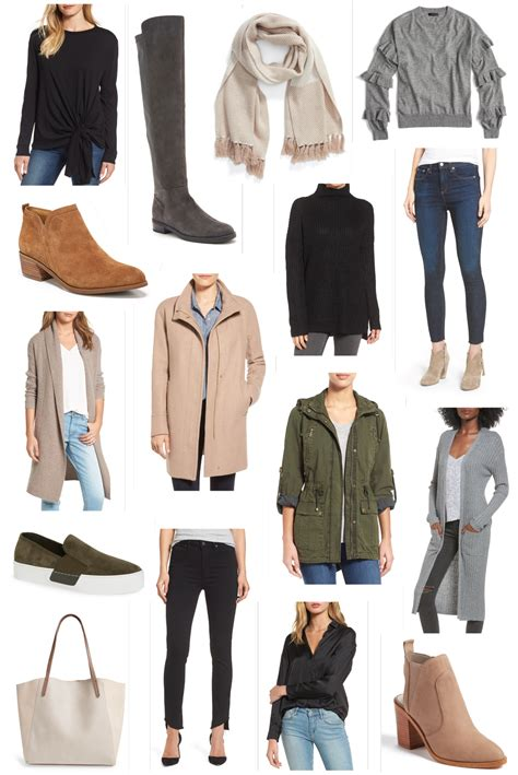 Fall Basics On Sale by Classic Pieces From Nordstrom Fall Sale The Fox She