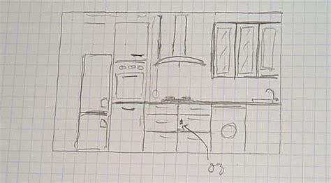 logiciel schéma fonctionnel gratuit plan cuisine en l excellent le plan de cuisine en u a