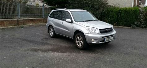 2004 Toyota Rav4 Mpg 2004 Toyota Rav 4 For Sale In Lucan Dublin From Epstarlet