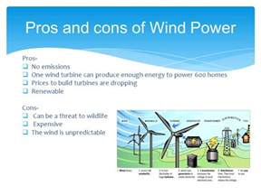 The Pros And Cons Of Alternative Energy Amp Non Renewable Resources Ppt Download