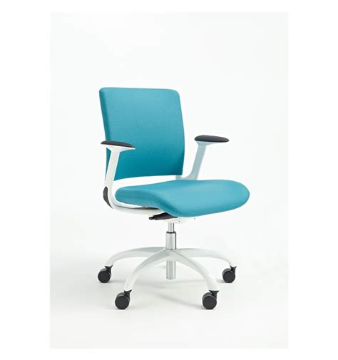 Verco V Smart Swivel Operator Chair With Intelligent Swivel Mechanism For Chairs