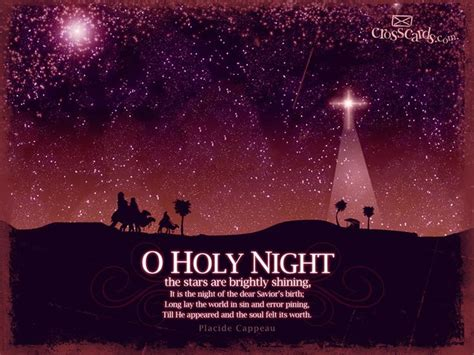 holy night desktop wallpaper  seasons backgrounds christmas pinterest holy night