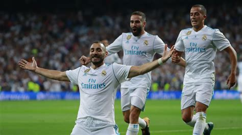 real madrid real madrid vs barcelona super cup goals match report