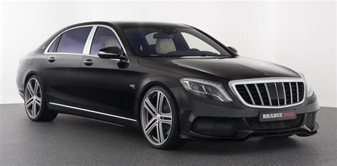 brabus rocket 900 maybach gets 1 500 nm of torque