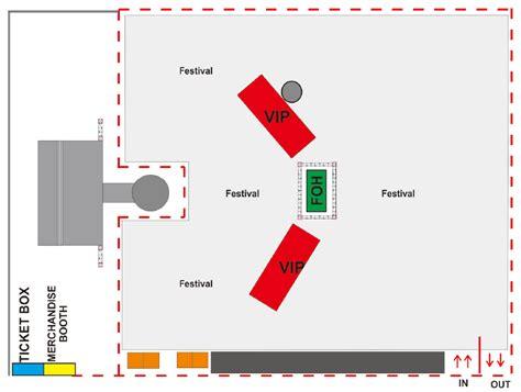 layout panggung jkt48 surabaya concert