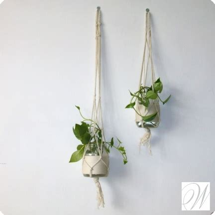 Diy Hanging Wall Planter by Diy Wall Hanging Planters Greenery Ideas Home