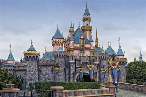Home Blogs Decor by Sleeping Beauty Castle Disneyland 01 Photograph By Thomas