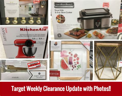 all things target target clearance finds all things target