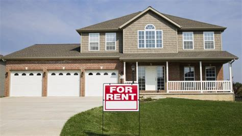 where can you find a listing of houses for rent