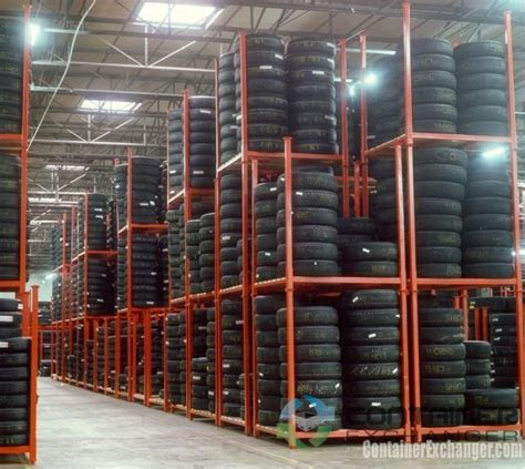Stack Rack by Used Stack Racks For Automotive Tires