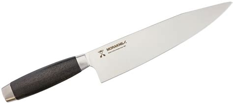 frosts mora of sweden classic 1891 9 quot chef s knife black