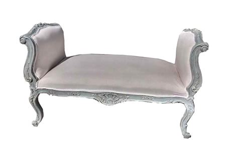 retro bench vintage french mademoiselle bench omero home