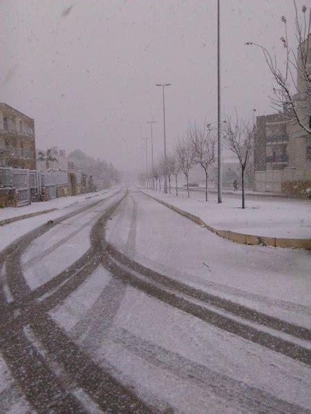 della adriatico maltempo adriatico le foto della neve in abruzzo e puglia