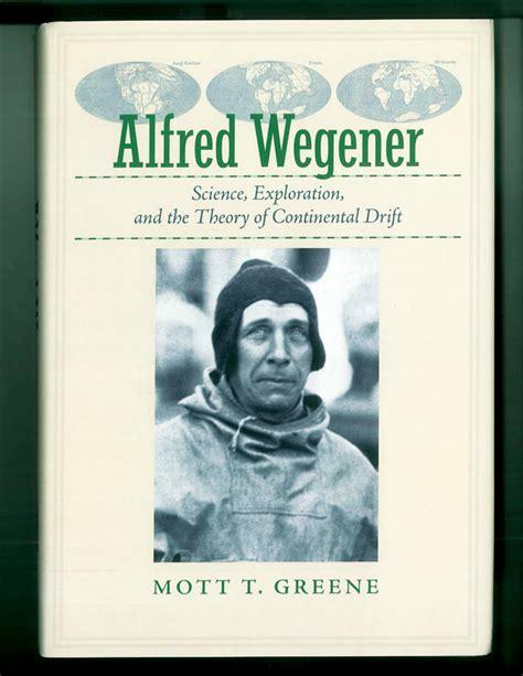 biography book subscription geomedia books quot alfred wegener quot the definitive