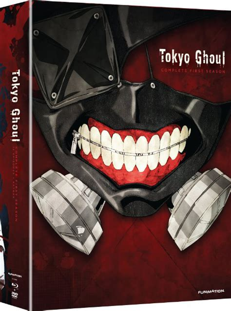 Tokyo Ghoul 05 Limited Edition tokyo ghoul season 1 limited edition bd dvd