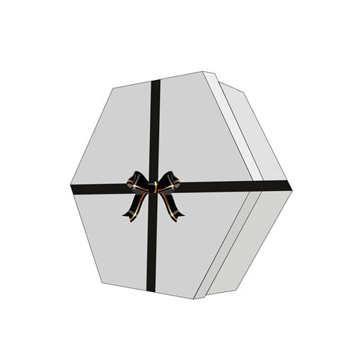 Bow Gift Box gift box ribbon bow free stock photo domain pictures