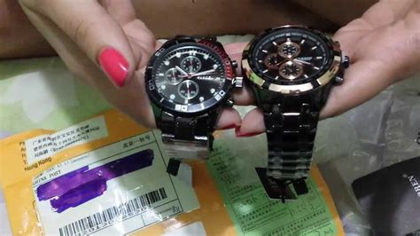 unboxing aliexpress rel 243 gios