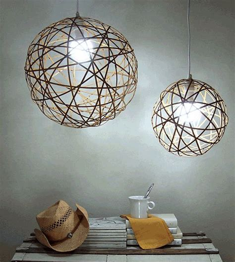 Homemade Decorations For Home by 50 Coolest Diy Pendant Lights