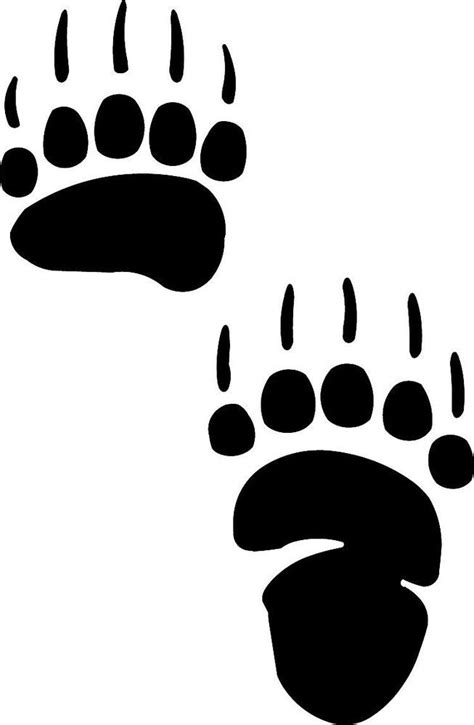 33 best images about bear paw tattoos on pinterest bear