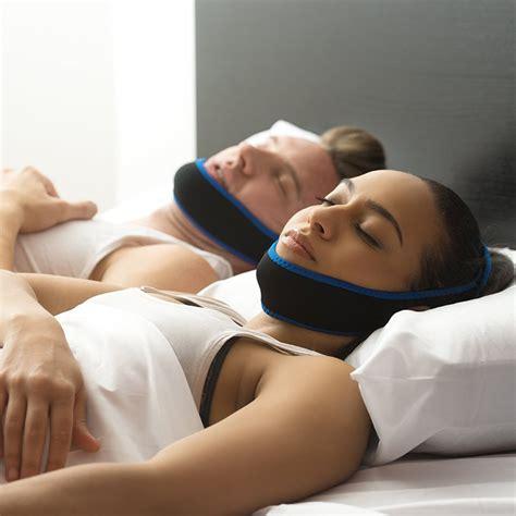 Best Mattress Sleep Apnea by Stop Snoring Chin Snore Belt Anti Apnea Jaw Solution