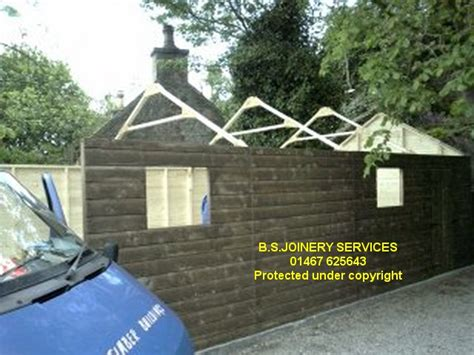 garage kennel pent roof storage shed plans guide sheds nguamuk