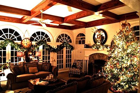 Dining Room Christmas Decorations a house inspired by the movie quot white christmas quot