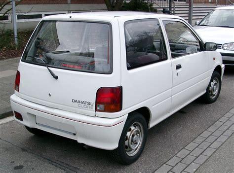 daihatsu cuore engine daihatsu mira