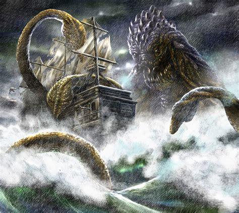 mitologicas i lo criaturas de la mitologia nordica