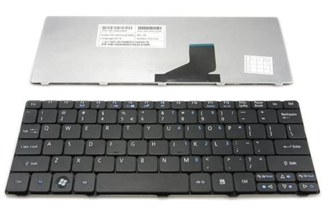 Keyboard Acer D257 jual keyboard laptop acer aspire one happy n55dq d255e d257 d257 n57 521 533 series black