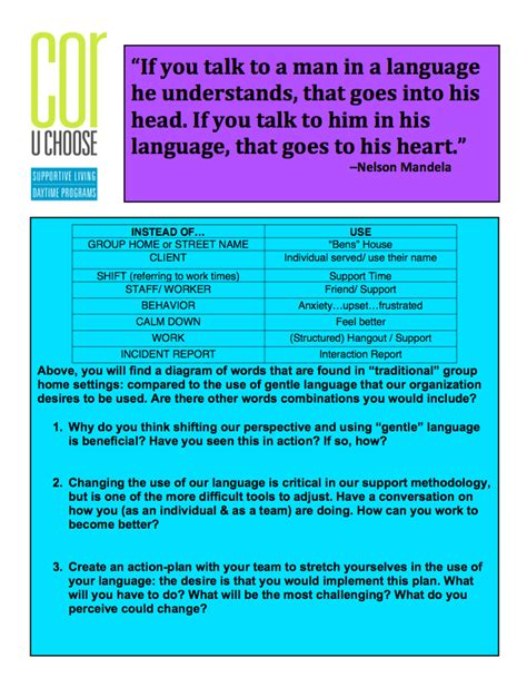 11 tips for teaching about theme in language arts the gentle teaching theme for february 2015 use of language