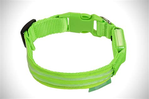 rechargeable led collar the 20 best gifts for hiconsumption