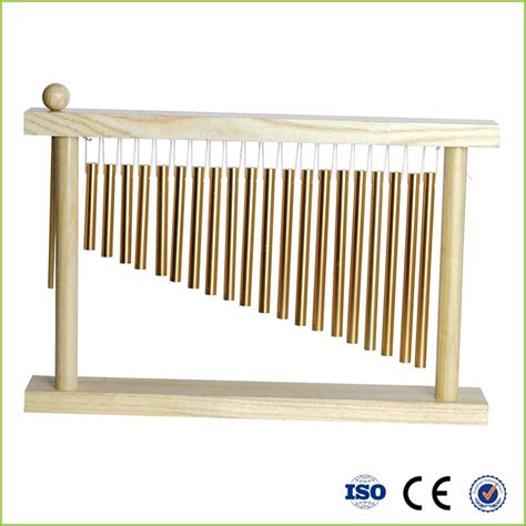 instrument with metal metal percussion instruments chime bars wind