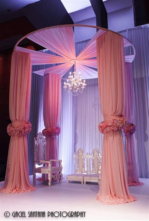wedding decor draping ideas indian wedding decor ideas mandap decoration wedding