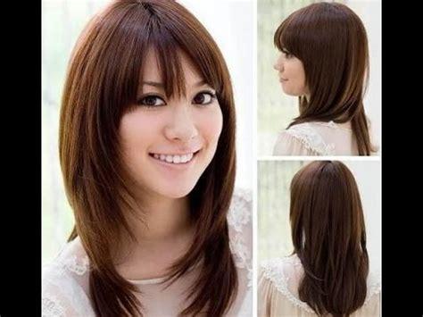 como hacer un corte de pelo corto para como hacer cortes en capas para lucir en cabello largo o