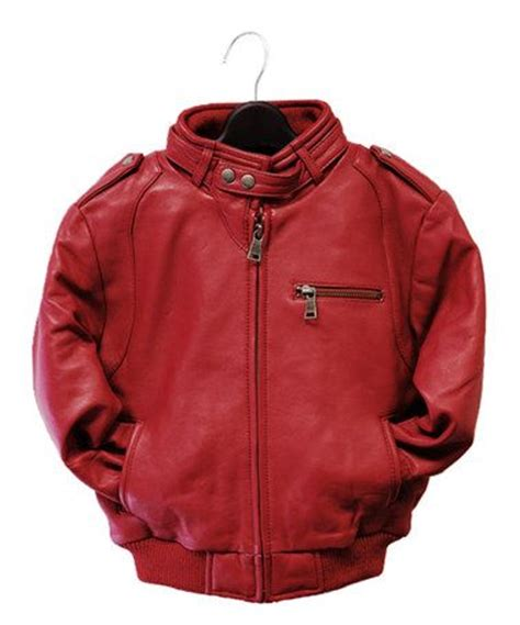 Jual Bomber Jacket Maroon Baby Canvas this leather moto bomber jacket infant toddler on zulily zulilyfinds my