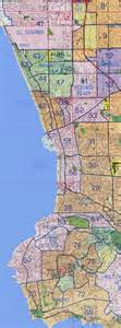 map of south bay california south bay real estate map