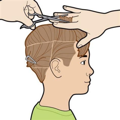 formas de cortar el pelo c 243 mo cortar el pelo a tu hijo y 20 ideas de cortes de pelo