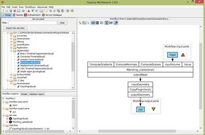 workflow command ctk hackfest nov 2013 commontk