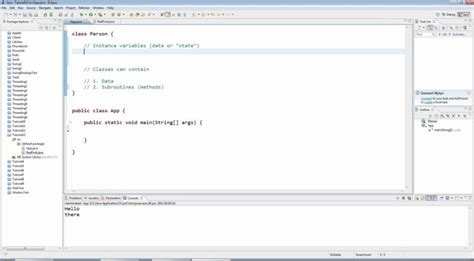java tutorial online learning learn java tutorial for beginners part 13 classes and